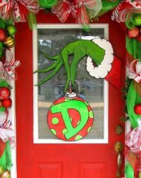 My Grinch hand I made...my favorite!: | Breakfast ...