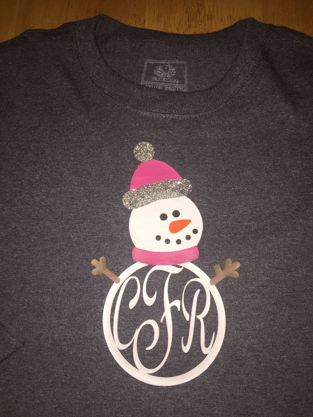 monogrammed girls clothing