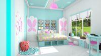 ten yirs olde bed rooms | ... design young girl bedroom ...