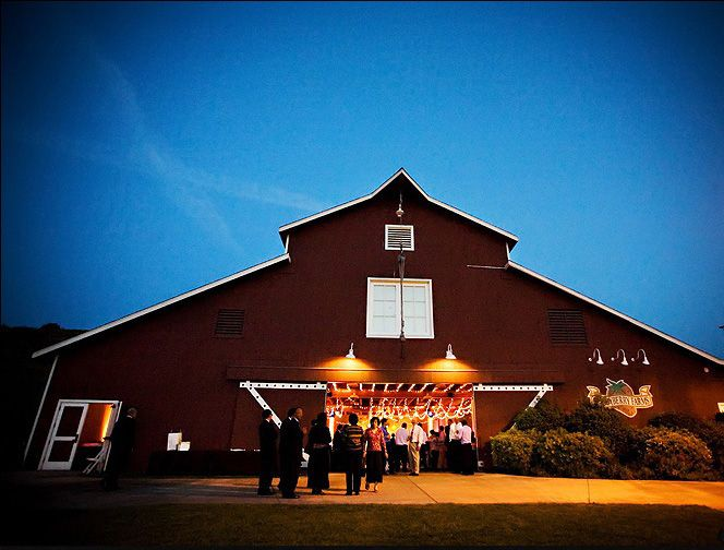 Strawberry Farms Golf Course Wedding