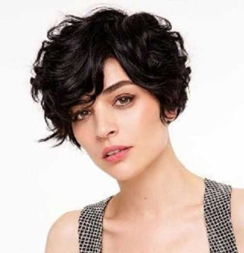 45 HOT SHORT CURLY PIXIE HAIRSTYLES FOR THE UPCOMING SUMMERS