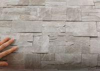 Peel & Stick Backsplash Stone Brick Pattern Contact Paper ...