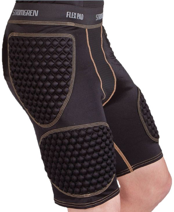 Stromgren Flex Pad Iii Basketball Padded Compression Short