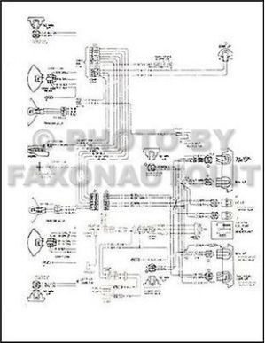 1982 #chevy gmc c5c7 gas wiring #diagram c50 c60 c70 #