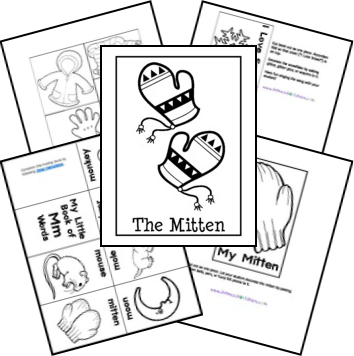 unit & lapbook for preschool and kindergarten from