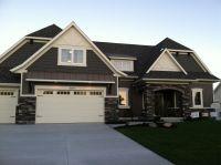 Gray exterior stone color scheme | House Exterior ...