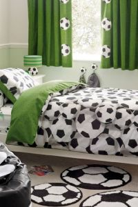 soccer Kids-Exclusive-and-Modern-Master-Bedroom-with-Green ...