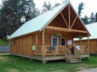 Prefab Cabin Homes with wall logs | Cabin Ideas ...