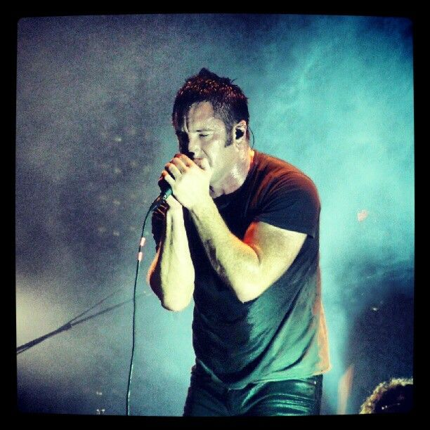 Nine Inch Nails  Trent Reznor Is A Monster! Amazing  Ian