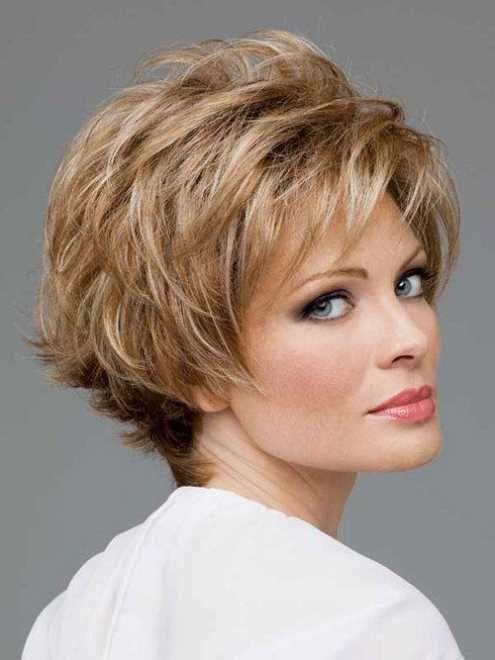 Best Kurze Haare Frisuren Ab 50 Fur Damen Haare Pinterest