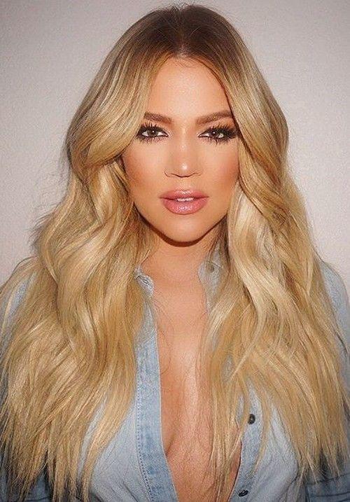 Khloe Kardashian Hair Steal Her Style Hair Ideas Pinterest