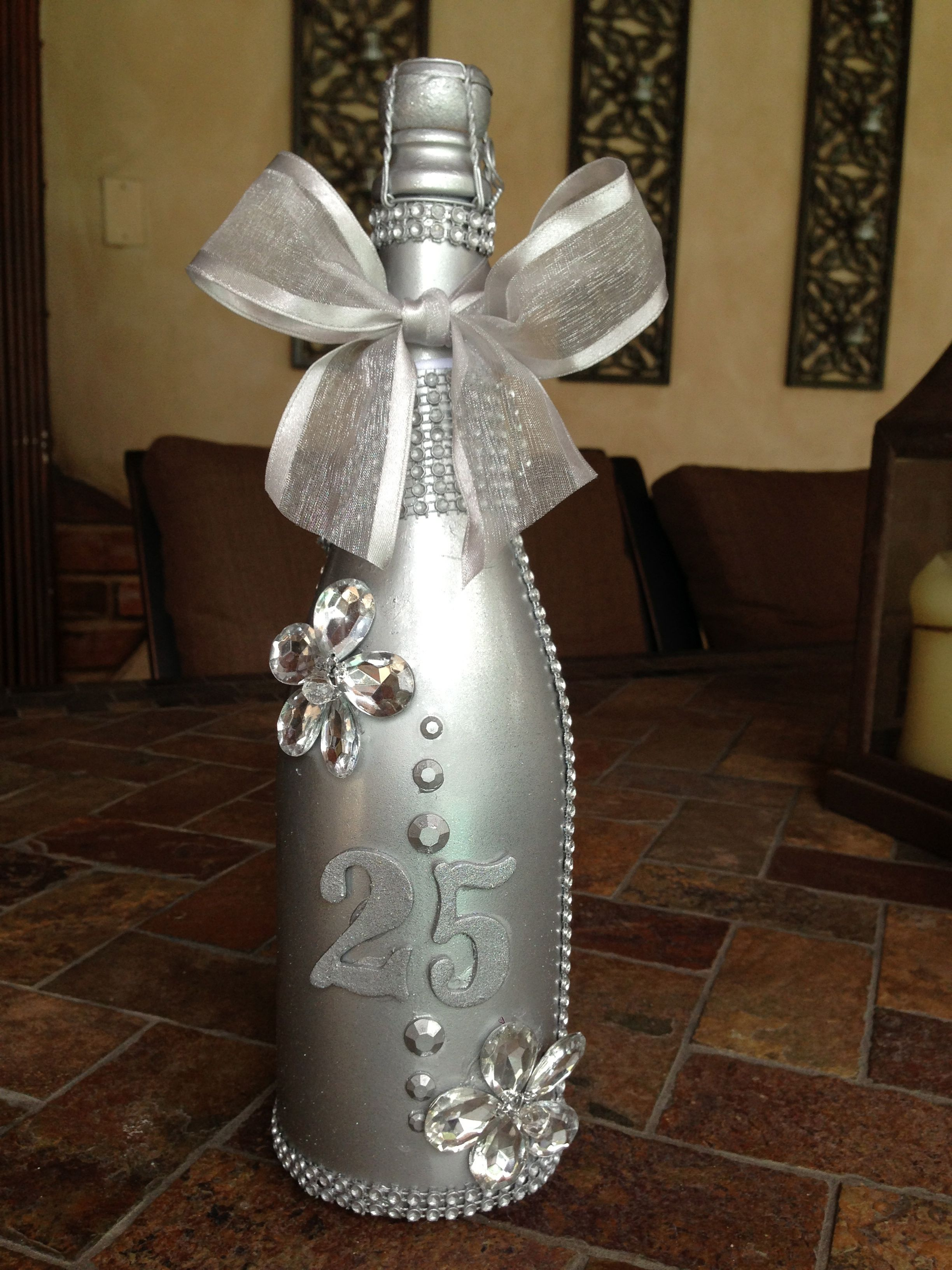 Order This Unique And Memorable Gift For A 25th