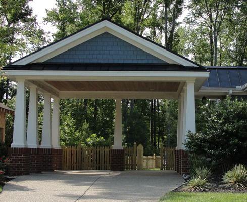 Carport Designs Virginia Tradition Builders Offers Full Service