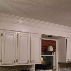 Kitchen Cabinet Crown Molding Cart With Drop Leaf Have 80 39s Bulkheads In Your Not Anymore Make