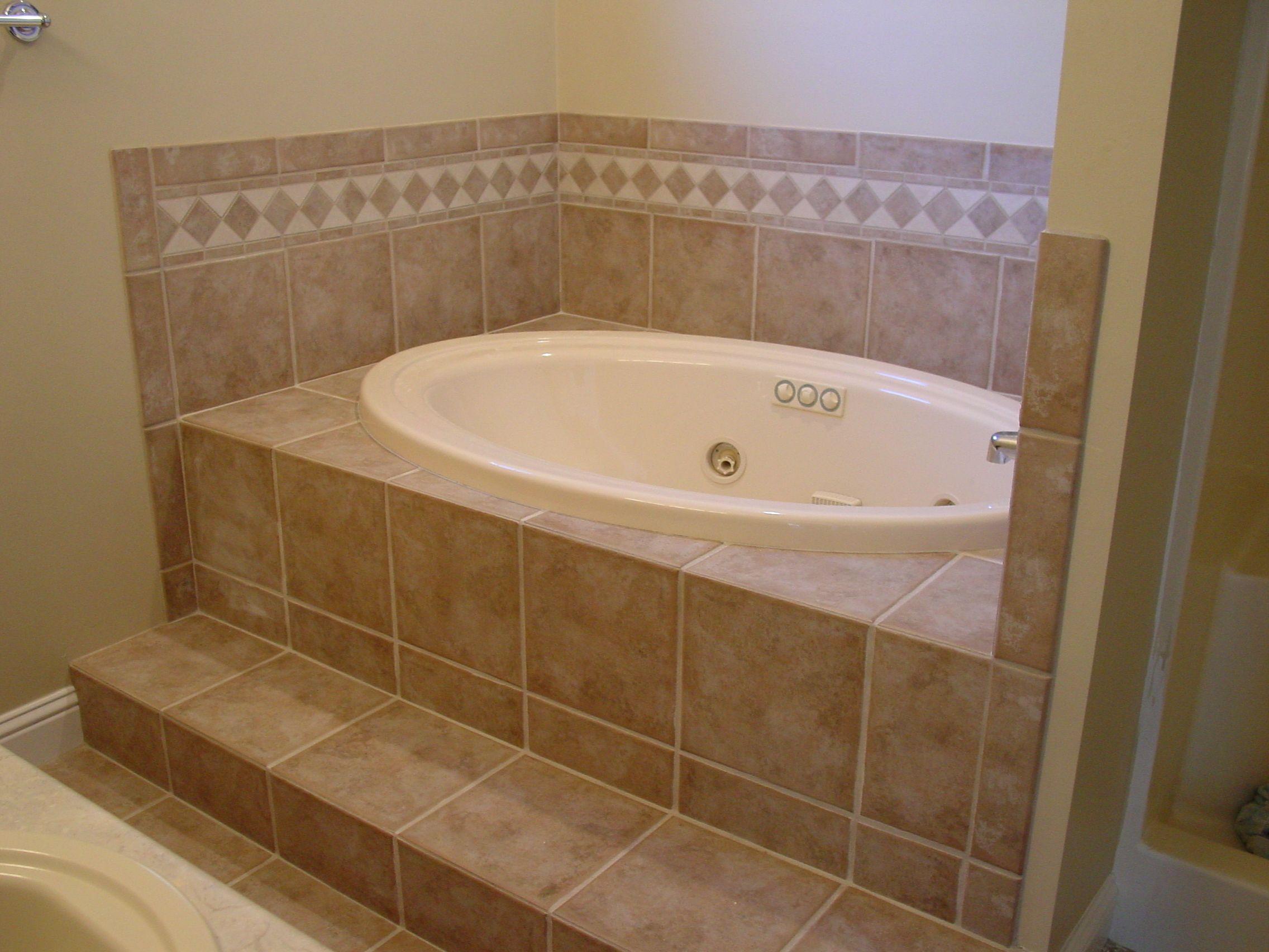 Bathroom Garden Tubs Upgrade Handicap Shower Upgrade Deck Mount