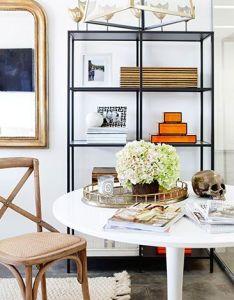 Total makeover inside katherine power   elegant new office also ikea rh pinterest