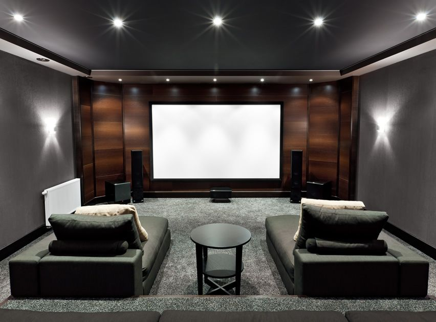 21 Incredible Home Theater Design Ideas & Decor Pictures