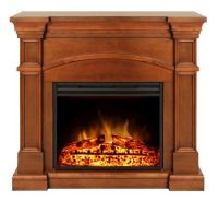 Muskoka Oberon Electric Fireplace at Menards | Things I ...