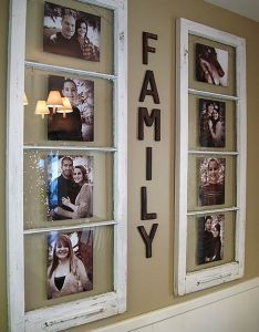 Diy ideas using old windows some people never have enough in their home so also best crafties images on pinterest rh