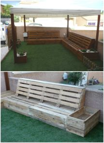 Complete Pallet Garden Set Ideas Repurposed And