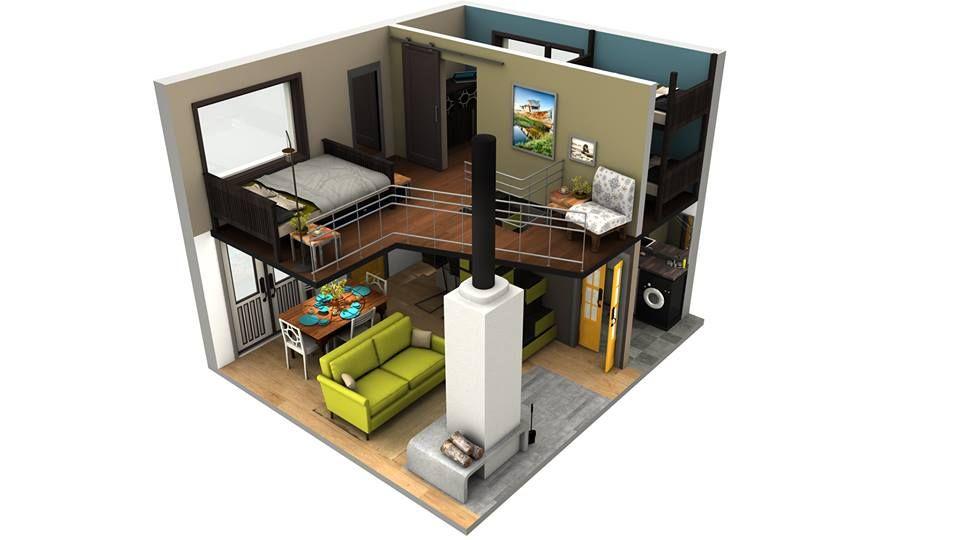Tiny House Design Plans 20 Free DIY Tiny House Plans To Help You