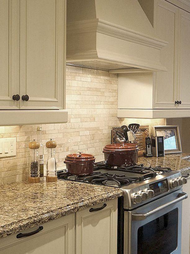 50 Gorgeous Kitchen Backsplash Decor Ideas  Kitchens
