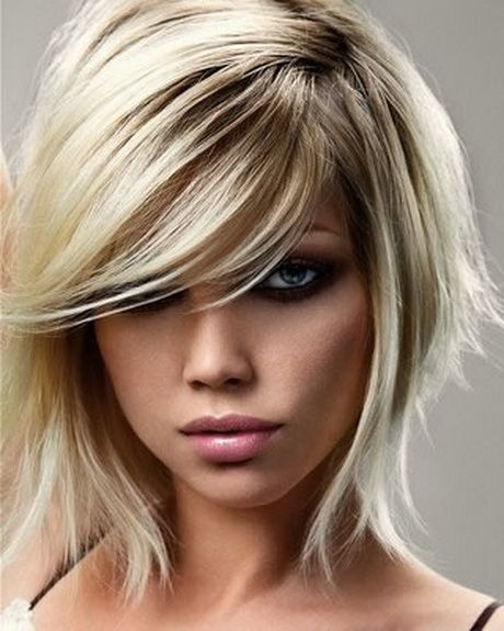 Beste 22 Frisuren Damen Schulterlang Neueste #Beste #Damen