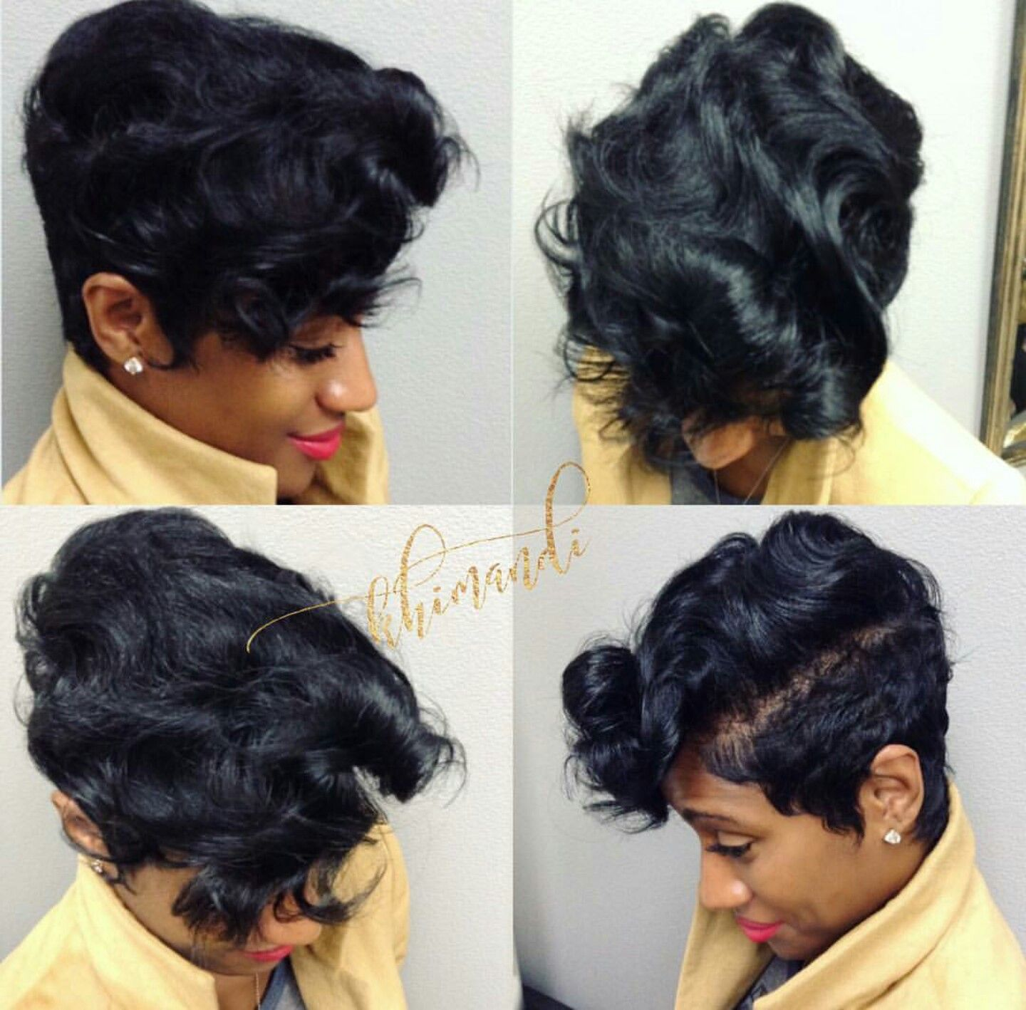 Pin by Princess Priscilla on Hair styles Pinterest