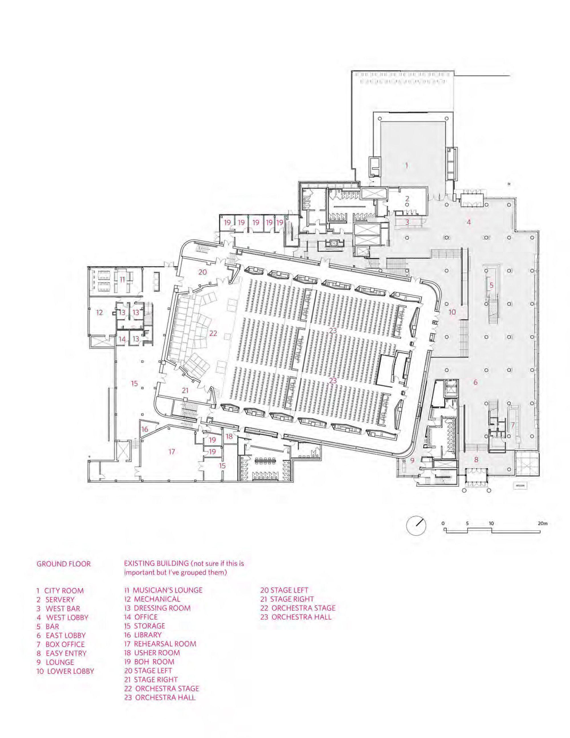 Gallery Of Minnesota Orchestra Hall Kpmb Architects