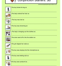 Subordinate Conjunctions Worksheet   Printable Worksheets and Activities  for Teachers [ 1651 x 1275 Pixel ]