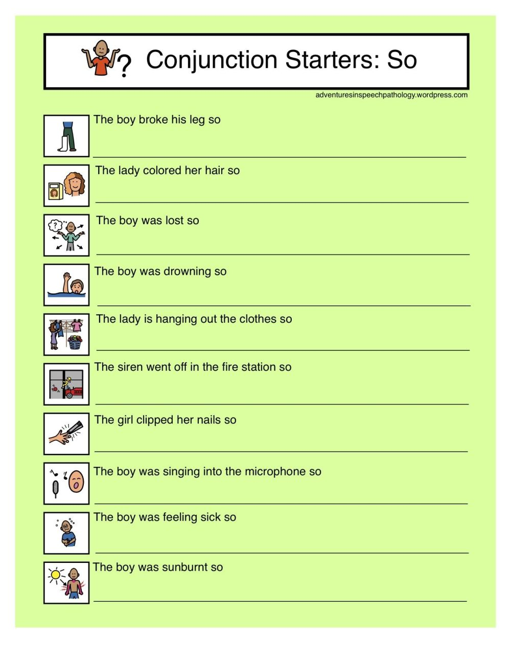 medium resolution of Subordinate Conjunctions Worksheet   Printable Worksheets and Activities  for Teachers