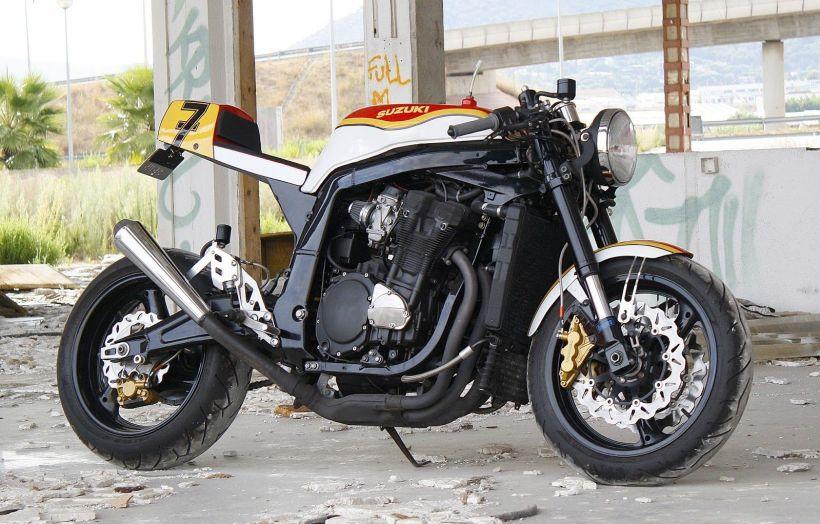 Suzuki Gsxr 750 Cafe Racer Parts 1stmotorxstyle Org