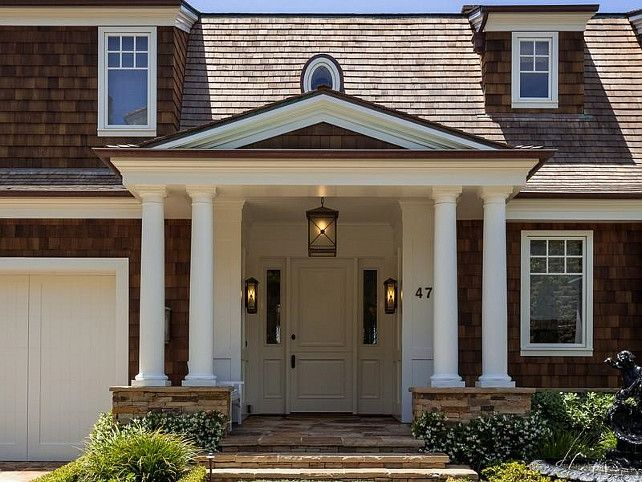 The Front Door Entrance Ideas Above Is Used Allow The Decoration