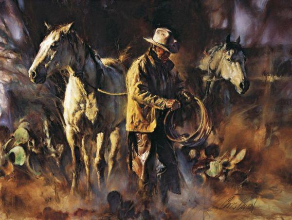 Chris Owen Western Art Prints