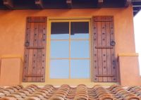 decorative house shutters with designs | decorative ...