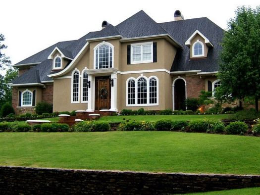 Exterior Paint Color Combinations Photograph Above Is Part Of Ideas For House