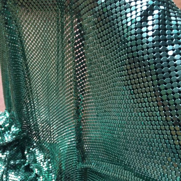 Blue color 4mm metal fabricmetal mesh available in stock
