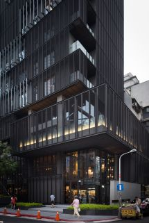 Hotel Proverbs Taipei Architecture
