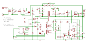 Laptop Adapter Circuit Diagram | Bablu Notes | Pinterest