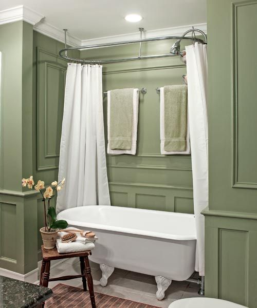 23 Savvy And Inspiring Small Bath Designs Paint Walls Alcove