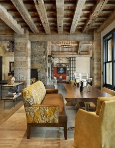 Big sky ranch also montana style refined rustic pinterest rh
