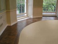 Carpet inlay in wooden floor   Home renovation   Pinterest ...