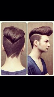 funky hairstyles guys