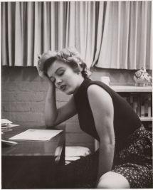 Marilyn Monroe by Phil Burchman