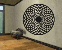 Geometric Wall Decal Sticker Art Decor Bedroom Design ...
