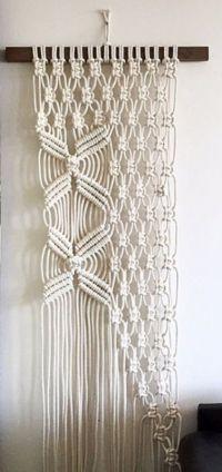 Fantastic Home Decorative Modern Macrame Wall Hanging