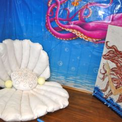 The Mermaid Chair Office For Gaming Whats A Diva Without Pearl Oyster Shell To