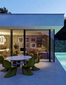 House    was designed by smertnik kraut architekten and it is located in perchtoldsdorf austria also mod outdoor dining design architecture that inspires me rh pinterest