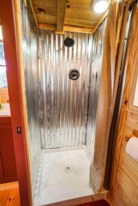 5 Shower Ideas For Tiny House RVs Tumbleweed Houses Dan