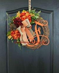 Etsy Fall Wreaths | Front doors, Wreaths and Decoration